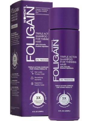 Foligain shampoo for women -