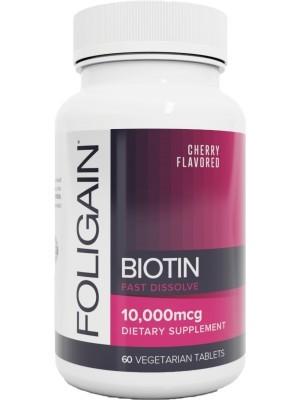 Foligain biotine supplement -