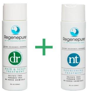 Regenepure DR + NTcombinatiepakket -