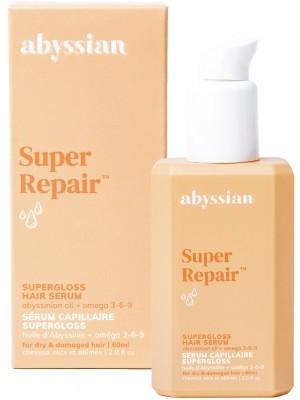 Abyssian supergloss haarserum (60 ml) -