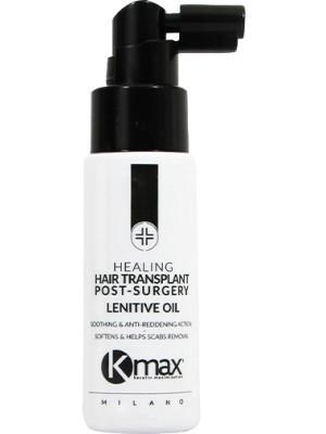 Kmax hair transplant lenitive oil -