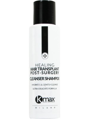 Kmax hair transplant cleanser shampoo -
