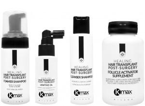 Kmax hair transplant kit -