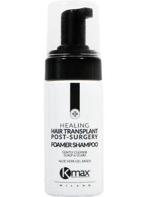 Kmax hair transplant foamer shampoo -