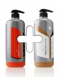 xl kombi packung revita shampoo cor shampoocor erfahrung wie benutze ich 925ml