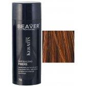 beaver keratine haarvezels kastanjebruin 28 gr haarfibers super million hair ervaringen kopen haarpoeder