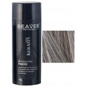 beaver keratin hair building fibers gray 28 gr in portugal