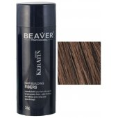 beaver keratin hair building fibers medium brown 28 gr toppik trinidad