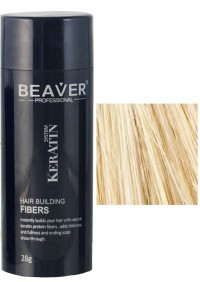 keratine haarvezels 28 gram blond vellushaar toppik spray tegen kaalheidregency