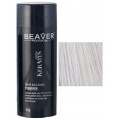 beaver keratine haarvezels wit 28 gr poeder om kaalheid te verbergen toppik kopen rotterdam hair fibers ervaringen