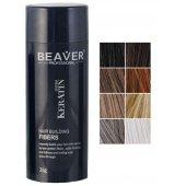 beaver keratin haarfasern schwarz 28 gr cabokicom hair illusion toppik schweiz buy germany zum