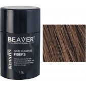 keratin hair building fibers 12 grams medium brown 30 builder fiber precio fully