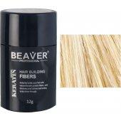 beaver keratine haarvezels blond 12 gr keratin treatment hydratant voor blonde