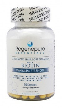regenepure essentials biotin supplement biotine usa product hair loss nahrungserganzungsmittel growth in