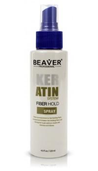 beaver hair fiber hold spray fiberhold keratin system building fibers