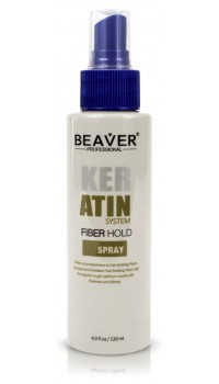 fiber hold spray beaver fiberhold keratin system hair building fibers in sweat
