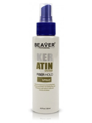 Beaver haarvezel fixerende spray (120ml) -