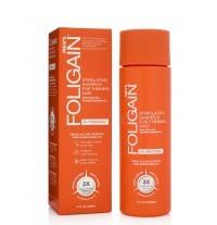 foligain shampoo voor mannen hair haargroei trioxidil specialist