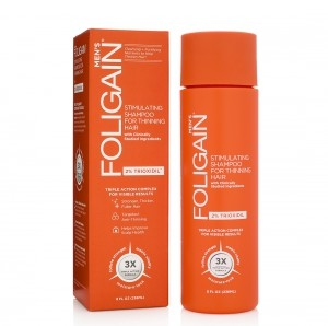 Foligain shampoo for men -