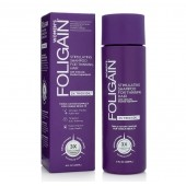 foligain shampoo voor vrouwen tegen haaruitval snellere haargroei minoxidil