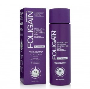 Foligain shampoo for women -