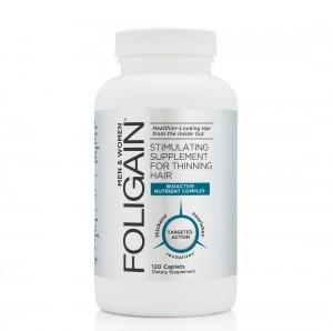 Foligain hair growth capsules - enhancer