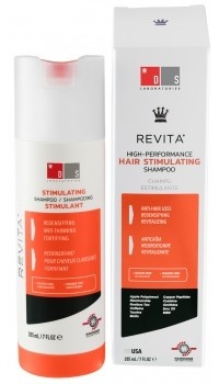 revita shampoo old pamphlet for spectra rs said the first hair stimulating champu re vita