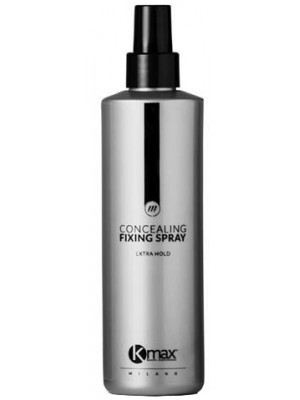 Kmax hair fiber fixating spray -