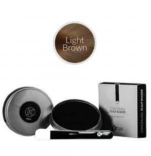 Kmax scalp shader - Lichtbruin -