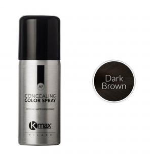 Kmax color spray - Donkerbruin -