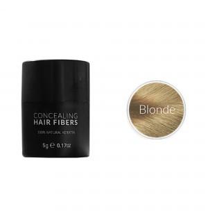 Kmax keratine haarvezels - Blond (5 gr) -
