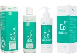 Neofollics shampoo + conditionercombinatiepakket -