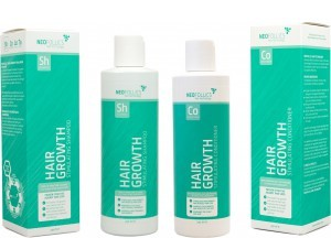 Neofollics shampoo + conditioner combination pack -