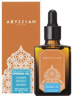 Abyssian original oil -