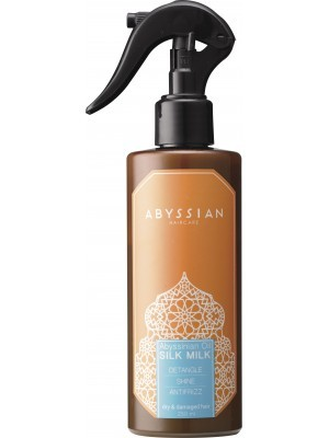 Abyssian silk milk -
