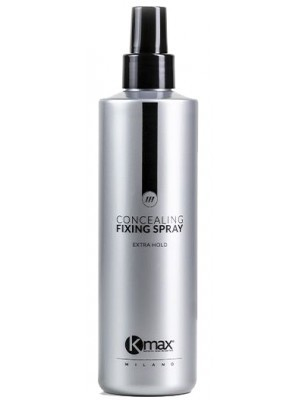 Kmax hair fiber fixating spray (250ml) -