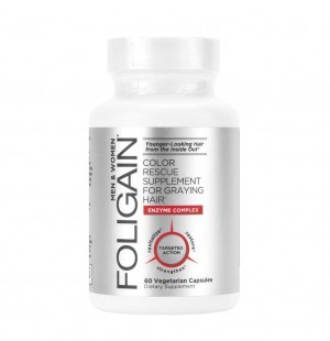 Foligain anti-grijs capsules - melancor medicijn bestellen kopen